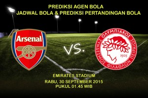 Prediksi-Pertandingan-Arsenal-vs.-Olympiakos-Piraeus-Rabu-30-September-2015
