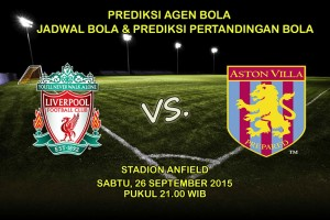 Prediksi-Pertandingan-Liverpool-Vs-Aston-Villa-26-September-2015