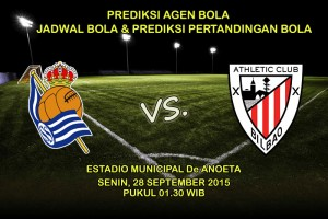 Prediksi-Pertandingan-Real-Sociedad-Vs-Athletic-Club-Bilbao-28-September-2015