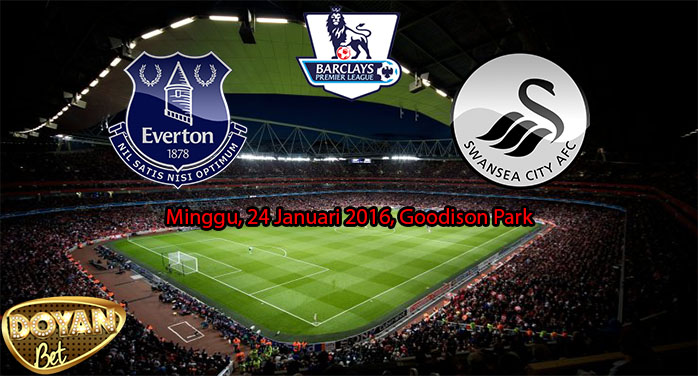 EvertonVSwansea