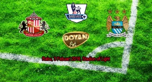 sunderland vs city