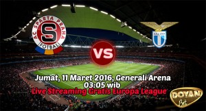 Live Streaming Sparta Praha vs ss Lazio 11 Maret 2016 Free! (Europa League)